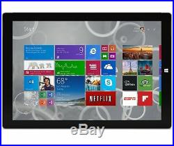 Microsoft Surface Pro 3 12 i7-4650U 256GB 8GB Wins10 Wi-Fi Tablet/Read Ad#3M150