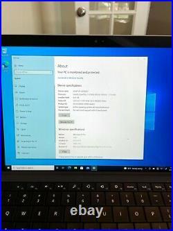 Microsoft Surface Pro 3 12 inch (256GB, Intel Core i5 4th Gen, 1.9GHz, 8GB)