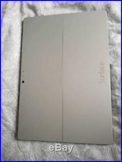 Microsoft Surface Pro 3 128GB, Wi-Fi, 12.3in Silver (Intel Core i5 4GB RAM)