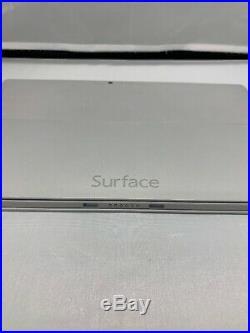 Microsoft Surface Pro 3 128GB, Wi-Fi, 12in -Silver Intel Core i5 4GB Ram #TL2051