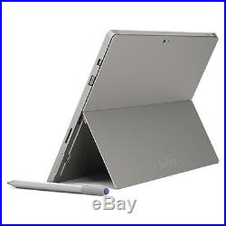 Microsoft Surface Pro 3 128GB, Wi-Fi, 12in Silver Very Good Condition