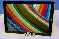 Microsoft Surface Pro 3 128GB, i5, Wi-Fi, 12in Windows 10
