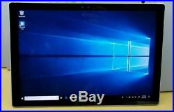Microsoft Surface Pro 3 12i5-4300U 128GB 4GB RAM Wins10Pro/Read Ad/Bad Battery