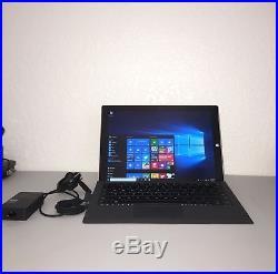 Microsoft Surface Pro 3 12i5-4300U 256GB 8GB Wins10Pro Wi-Fi Tablet WithKeyboard