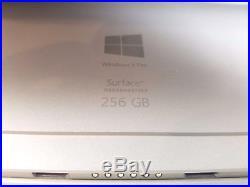 Microsoft Surface Pro 3 1631 12 i7-4650U 1.7GHz 8GB RAM 256GB SSD Works READ