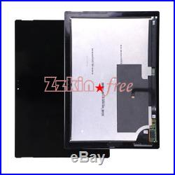 Microsoft Surface Pro 3 1631 TOM12H20 V1.1 Touch Screen Digitizer LCD Display