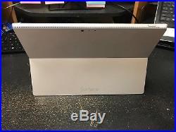 Microsoft Surface Pro 3 / 1631 Tablet Core i5- 4300U 128 GB SSD 4 GB Windows 10