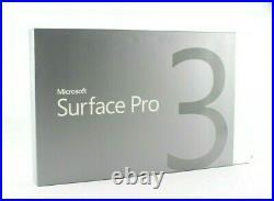 Microsoft Surface Pro 3 1631 i5-4300U 128GB SSD 4GB RAM Win10 BUNDLE (Z3E)