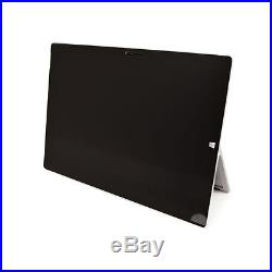 Microsoft Surface Pro 3 256GB, Wi-Fi, RAM 8GB, Core i7, 12in Silver