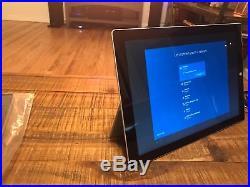 Microsoft Surface Pro 3 64GB i3 4GB RAM Wi-Fi, 12in 4YM-00001 Silver VT65