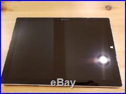 Microsoft Surface Pro 3 Core i5 1.90 Ghz 4GB RAM 12 128GB