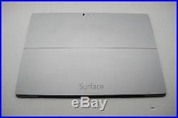 Microsoft Surface Pro 3 Core i5 4300u 1.9 GHz 8GB 256GB Win10 Keyboard- 1631