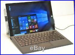 Microsoft Surface Pro 3 Core i7 4650u 1.7 GHz 8GB 256GB Win10 Keyboard- 1631