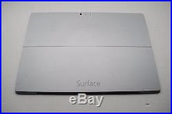 Microsoft Surface Pro 3 Core i7 4650u 1.7Ghz 8gb 256GB Win10 -Keyboard- 1631