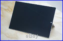 Microsoft Surface Pro 3 Intel Core i5-4300 2.50GHz 4GB RAM 128GB SSD -WIN 10- AC