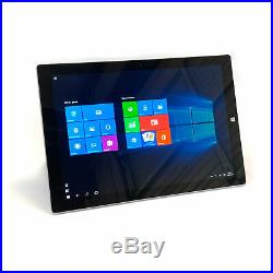 Microsoft Surface Pro 3 Model 1631 i7-4650U 1.7GHz 8GB RAM 256GB W10