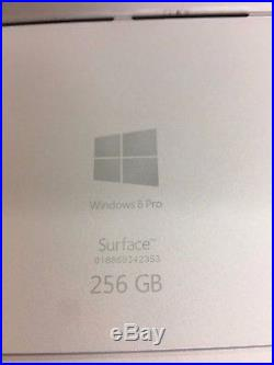 Microsoft Surface Pro 3 Pro 3 256GB, Wi-Fi, 12in Silver