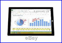 Microsoft Surface Pro 3 Pro 3 256GB, Wi-Fi, 12in Silver PERFECT working cond
