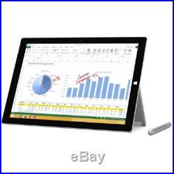 Microsoft Surface Pro 3 Tablet 12, 64 GB, Intel i3, Windows 10 W Pen/Keyboard