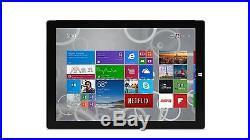 Microsoft Surface Pro 3 Tablet 256GB Intel i7 + Pen Silver