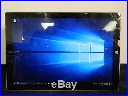 Microsoft Surface Pro 3 Tablet Computer Intel Core i5 4300U 4GB RAM 128GB SSD