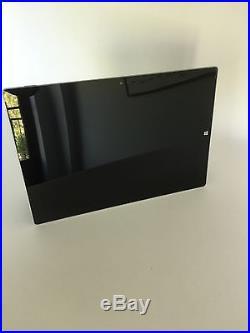 Microsoft Surface Pro 3 Tablet PC 12 Touchscreen Intel i5 Windows 8 128GB SSD