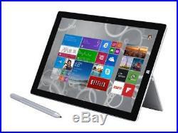 Microsoft Surface Pro 3 / i7 / 265GB SSD / 8GB RAM Tablet Windows 10 Pro