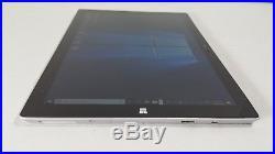 Microsoft Surface Pro 3 i7-4650U @ 1.7- 2.30Gh 256GB 8GB Keyboard Windows 10