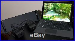 Microsoft Surface Pro 3 i7 4650U 8GB 512GB SSD Surface Dock Keyboard Wins10Pro