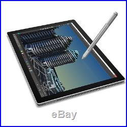 Microsoft Surface Pro 4 12.3 1TB Multi-Touch Tablet, 16GB RAM, 1TB SSD, Silver