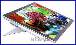 Microsoft Surface Pro 4 12.3 Intel I5-6300U 2.4GHz 4GB RAM 128GB SSD Win 10 Pro