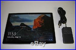 Microsoft Surface Pro 4 12.3 Intel i5 4GB 128GB Wind 10 Silver Tablet CR5-00001