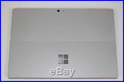Microsoft Surface Pro 4 12.3 Intel i5 8GB 256GB Wind 10 Tablet CR3-00001 READ