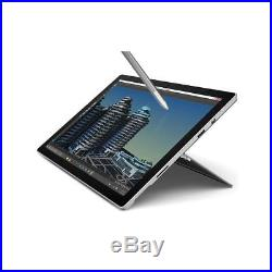Microsoft Surface Pro 4 12.3 Tablet Silver #SU3-00001