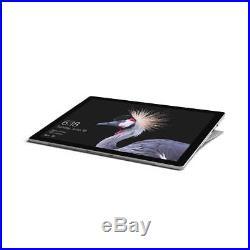 Microsoft Surface Pro 4 12.3 Tablet, m3, 4GB RAM, 128GB SSD, W10P, Silver