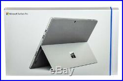 Microsoft Surface Pro 4 12.3 Touch Tablet 128GB Windows 10 Silver