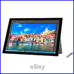 Microsoft Surface Pro 4 12.3 Touchscreen Tablet 256 GB, 8 GB RAM, Intel Core i5