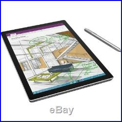 Microsoft Surface Pro 4 12.3-inch Tablet PC with Pen M3-6Y30 4GB 128GB SU3-00001