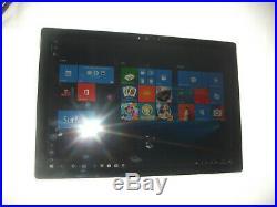Microsoft Surface Pro 4 12.3inch(Model 1724 Intel core m3) 128GB, Wi-FiREAD