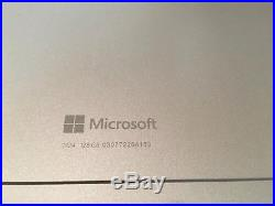 Microsoft Surface Pro 4 128GB Core i5 4 GB RAM Excellent Condition