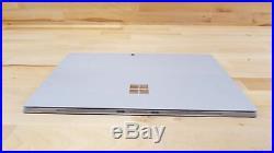Microsoft Surface Pro 4 128GB, Wi-Fi, 12.3 inch Silver
