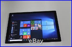 Microsoft Surface Pro 4 128GB, Wi-Fi, 12.3in. Core m3, 4GB RAM, Works Great