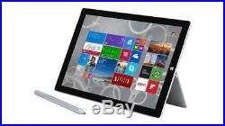 Microsoft Surface Pro 4 128GB, WiFi, 12.3in Silver (Intel Core i5) Refurbished