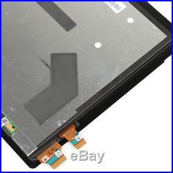 Microsoft Surface Pro 4 1724 12.3 LCD + Touch Screen Digitizer Assembly Replace
