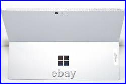 Microsoft Surface Pro 4 1724 12.3 i5-6300U 2.4GHz 8GB RAM 256GB SSD Win10 Pro