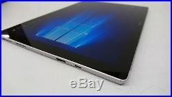 Microsoft Surface Pro 4 1724 12.3 i5-6300U 4GB 128GB Silver Win 10 Pro