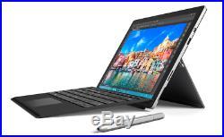 Microsoft Surface Pro 4 1724 256GB Intel i7-4650U 1.70GHz 8GB RAM Win 10 Pro