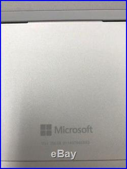 Microsoft Surface Pro 4 1724 Core I5 6500u 2.4Ghz 8GB 256GB SSD No OS no AC