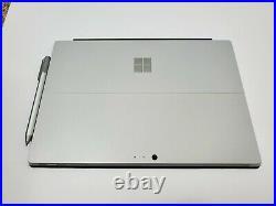 Microsoft Surface Pro 4 1724 Core i7-6650U 2.2GHz 16GB 256GB Pen & Keyboard 64SD