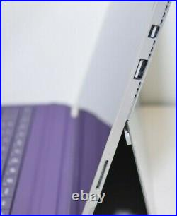 Microsoft Surface Pro 4 1724 M3-6Y30 1.5GHz 4GB RAM 128GB SSD 12.3 Win 10 Pro